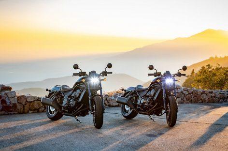 Honda представляет онлайн-сервис «Мотоциклы в наличии»