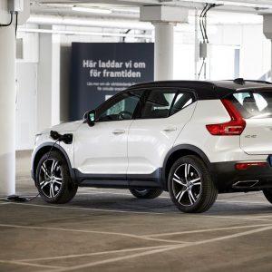 Volvo планирует снизить выбросы СО2 и сэкономить миллиарды в рамках модели замкнутого цикла