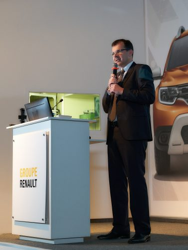 Renault Connect