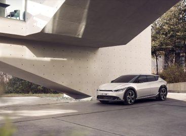 Электромобиль Kia EV6 демонстрирует высочайший спрос