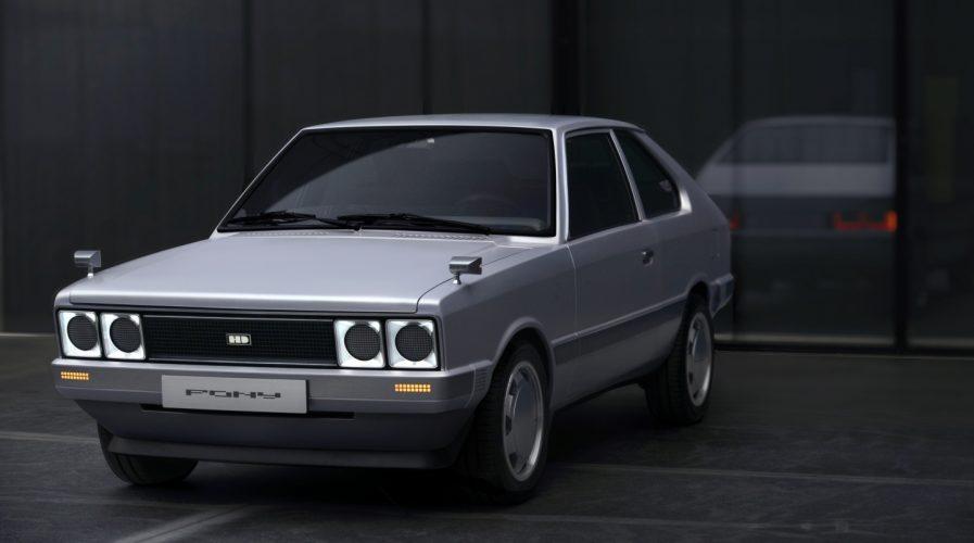 Hyundai Heritage Series PONY