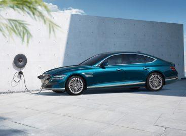 Genesis представил первый электромобиль на Шанхайском Автосалоне-2021