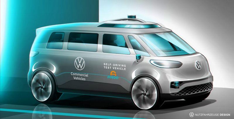 Volkswagen Коммерческие автомобили