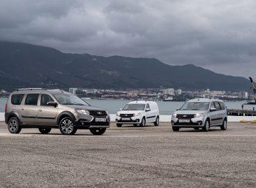 Lada: российские продажи в 1 квартале выросли
