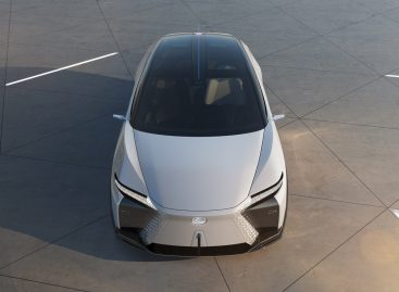 Новая эра Lexus: мировая премьера концепта LF-Z Electrified