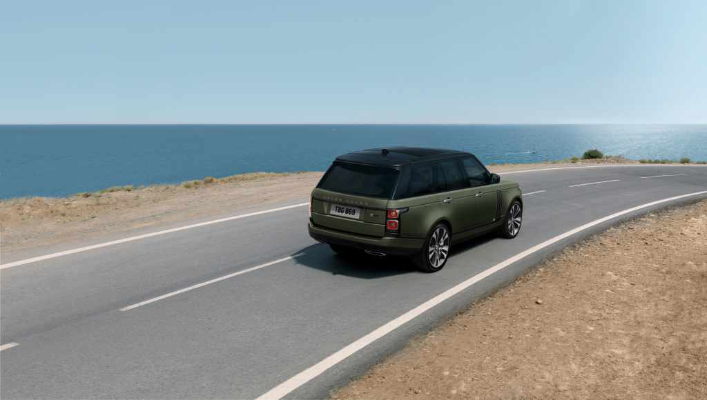 Land Rover Ultimate