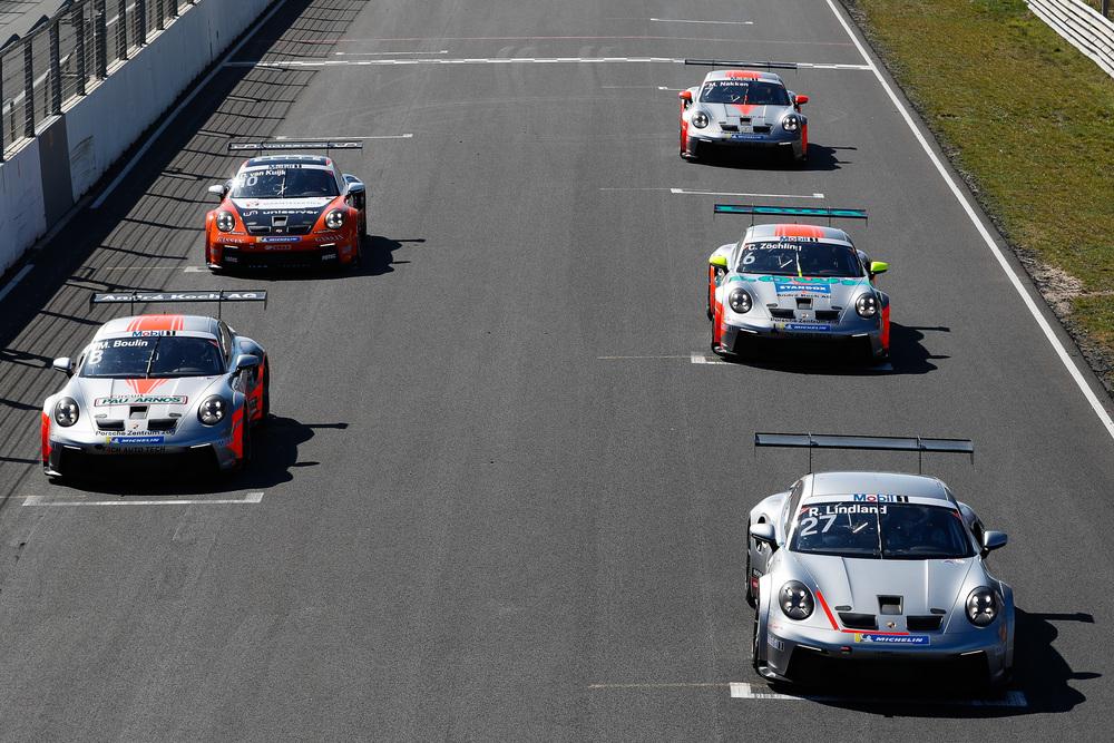 Porsche Mobil 1