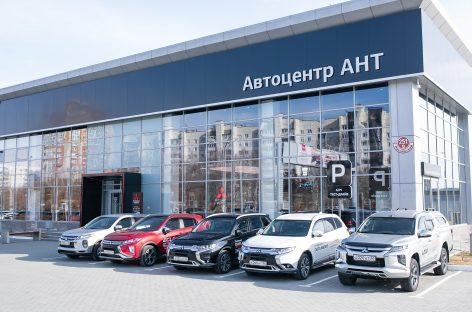 В Барнауле открылся первый дилерский центр Mitsubishi в новом формате