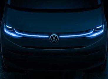 В 2021 году марка Volkswagen Коммерческие автомобили представит новый Multivan