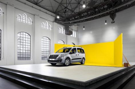 Новый компактвэн Opel Combo Life для бизнеса и жизни