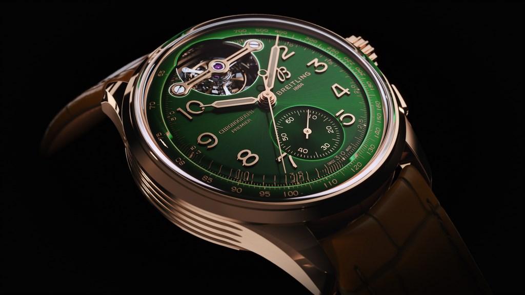 Bentley и Breitling