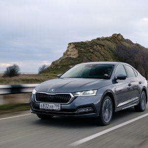 Škoda расширяет линейку двигателей для Octavia