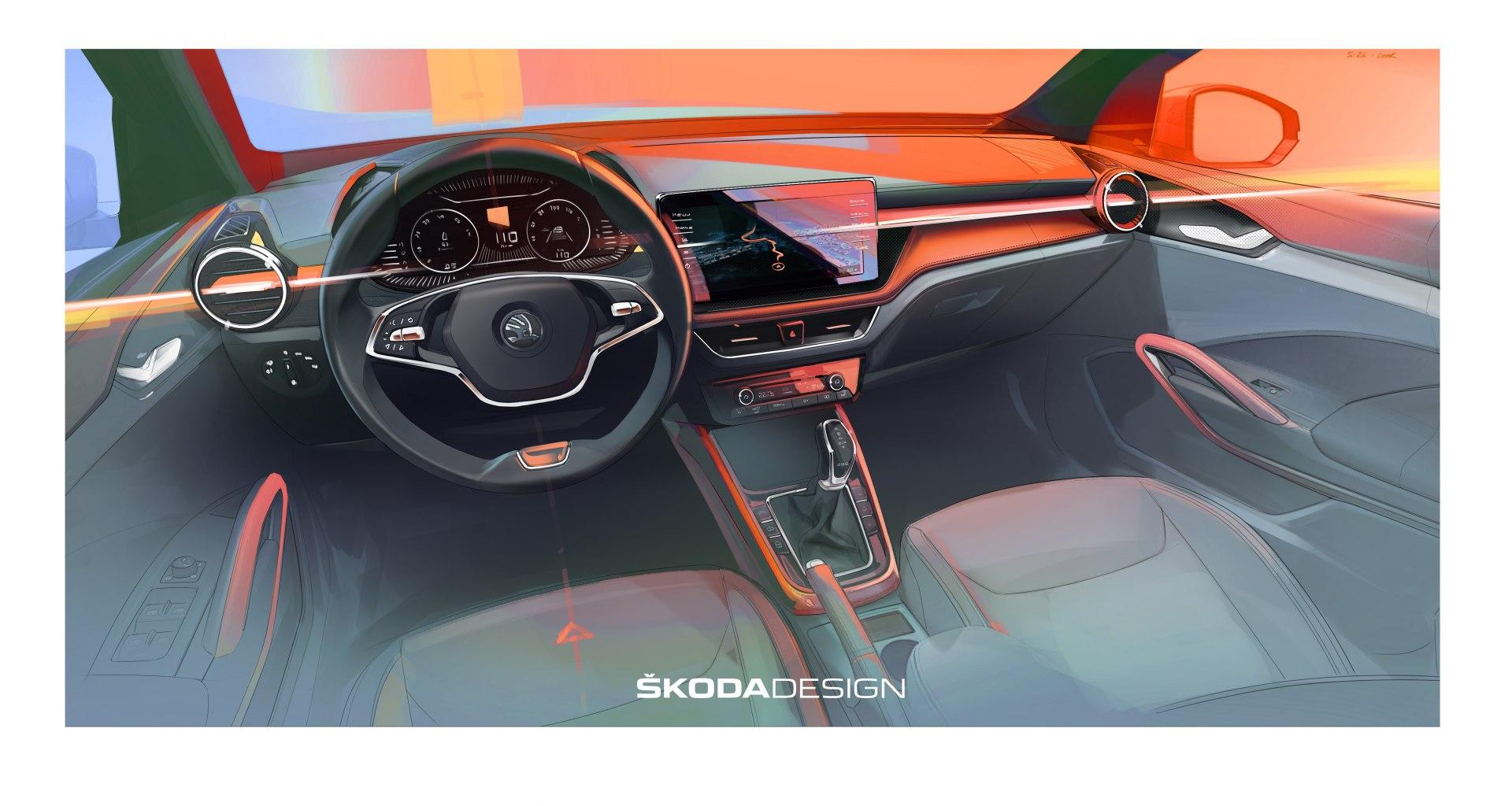 Škoda Fabia 2021