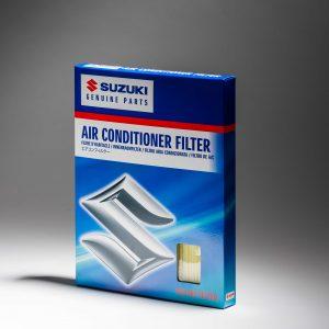 Suzuki запускает спецпредложение по очистке системы кондиционирования