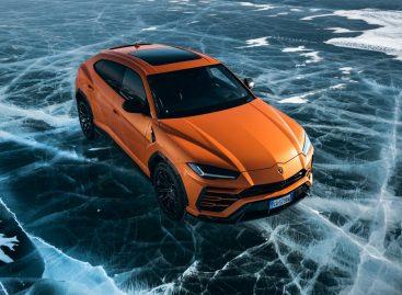 Lamborghini Urus: шесть режимов движения для максимального удовольствия за рулем супер-SUV в любых условиях