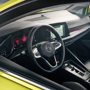 Volkswagen объявляет о старте приема заказов на восьмое поколение Golf