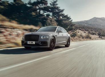 Bentley Flying Spur в деталях
