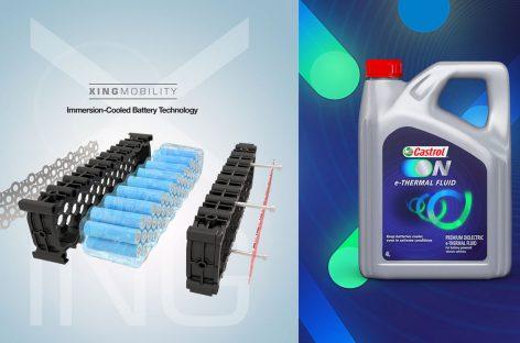 Castrol начал партнерство с XING Mobility для быстрорастущего рынка электромобилей