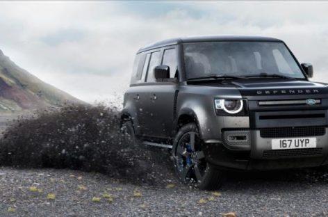 Jaguar Land Rover открывает прием заказов на Defender V8 и новые спецсерии
