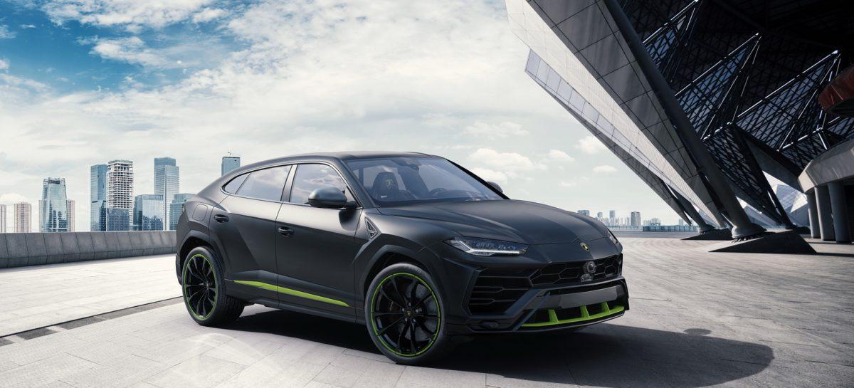 Электрификация «Direzione CorTauri» от компании Lamborghini