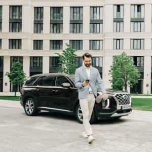 """За какими технологиями на рынке транспорта будущее в России? – Hyundai на форуме Startup Village 2021 в """"Сколково"""""""