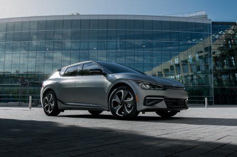 Электромобиль Kia EV6 First Edition уже на рынке США