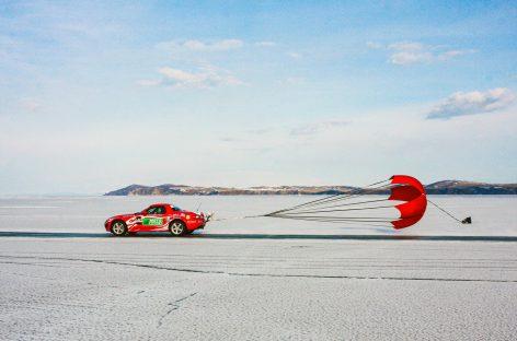 В музее М.О.С.Т. состоится выставка фотографий к 10-летию фестиваля «Дни скорости на льду Байкала»