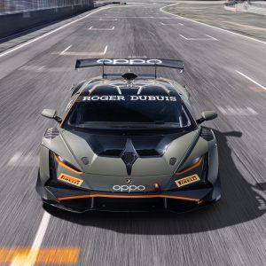 Новый суперкар Lamborghini Huracán Super Trofeo EVO2: вершина гоночного  стиля