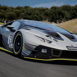 Виртуальный The Real Race от Lamborghini Esport может увидеть каждый на YouTube