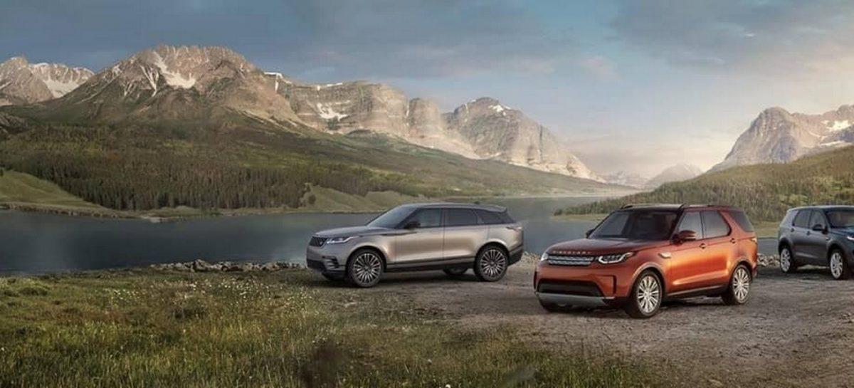 Jaguar Land Rover принимает заказы на Range Rover Evoque Bronze Collection и Discovery Sport Urban Edition