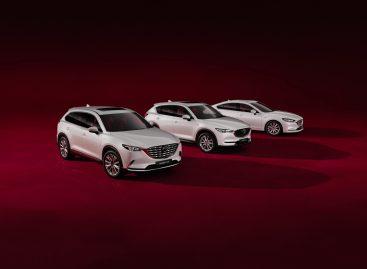 К 100-летию компании Mazda представляет CX-5, CX-9, 6 в исполнении Century Edition