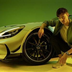 Mercedes-AMG с IWC Schaffhausen объявляют о выпуске хронографа