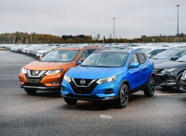 Cтарт продаж новых Nissan Qashqai и Nissan X-Trail 2021 года