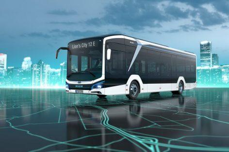 Новый электрический автобус MAN Lion's City E — премьера на российском рынке