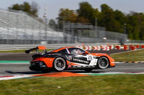 Новый сезон для Porsche Mobil 1 Supercup в рамках Гран-при Монако
