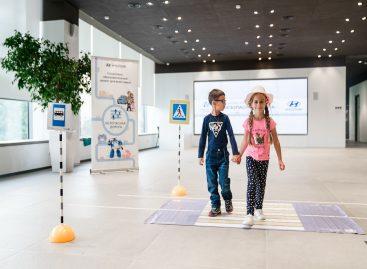 Онлайн-игры по детской дорожной безопасности для родителей от Hyundai