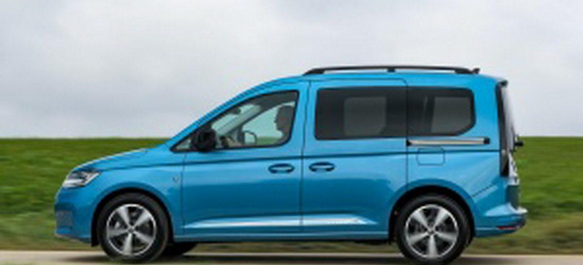 Панорамная крыша Volkswagen Caddy — яркая особенность моделей пятого поколения
