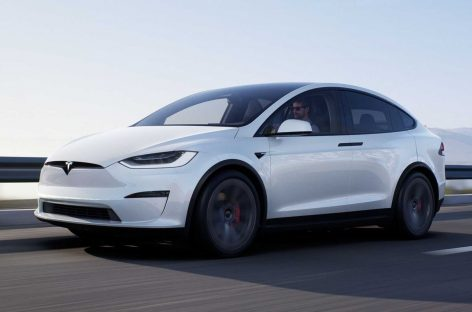 Новые Tesla S и Tesla X Plaid ожидаются только в следующем году