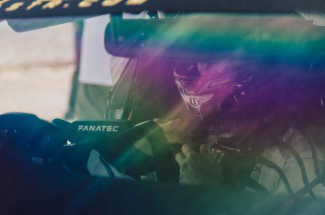 Уникальное рулевое колесо от Bentley и Fanatec для реальных и виртуальных гонок