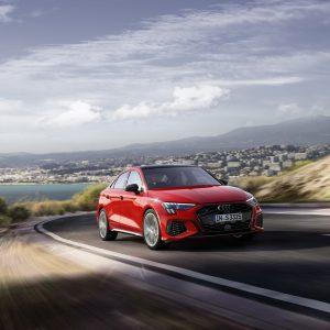 Audi Россия объявляет старт приема заказов на новые Audi S3 Sedan и Audi S3 Sportback