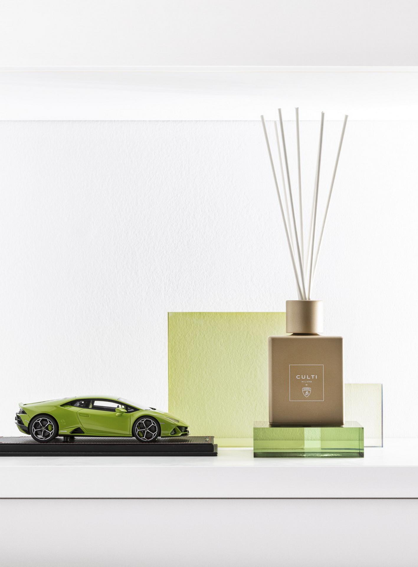 Automobili Lamborghini создали парфюмерный проект в коллаборации с Culti Milano