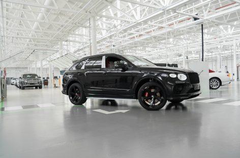 Bentley открыл новый Центр передового опыта на заводе в Крю