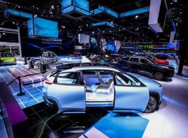 CHERY расширяет модельный ряд электромобилями