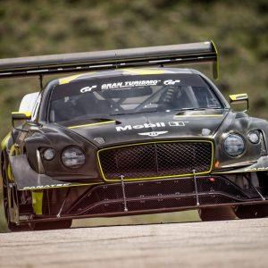 Continental GT3 Pikes Peak проходит финальные тестирования