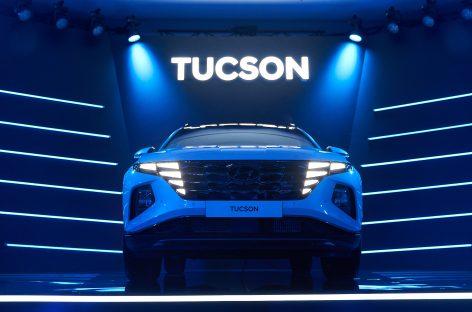 В Москве презентовали Hyundai Tucson нового поколения