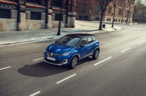 Достижения Renault Kaptur в России