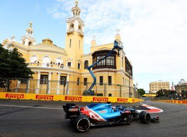 Алонсо показал свой лучший результат с момента возвращения в Формулу-1