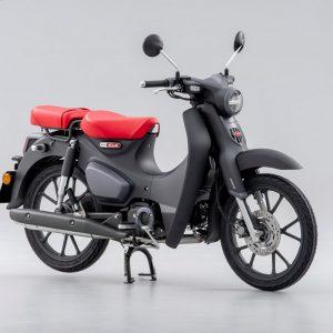 Обновленный Super Cub 125 от Honda уже в продаже