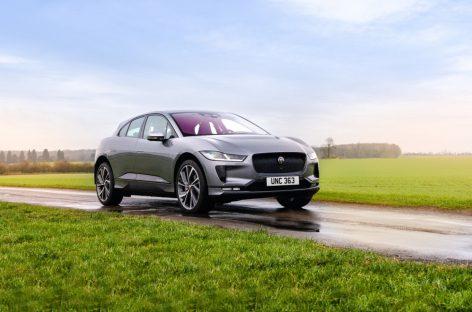 Jaguar I-PACE стал частью концепции независимого энергообеспечения загородного дома