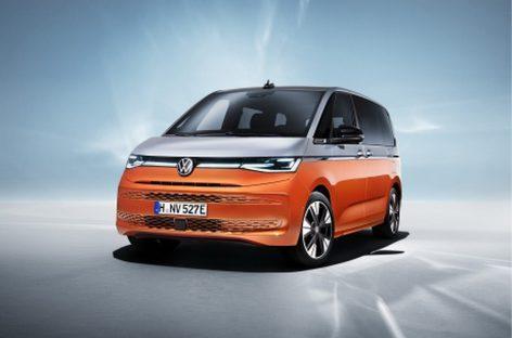 Мировая премьера нового Multivan